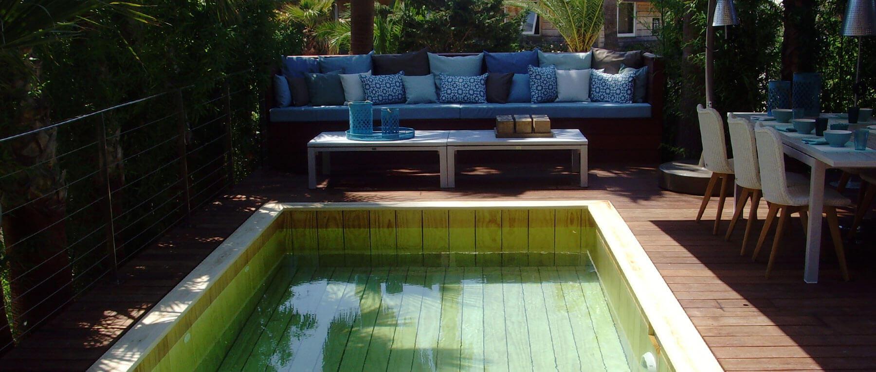 Fabricant piscine et jacuzzi spa sur mesure 100 bois for Fabricant de liner piscine