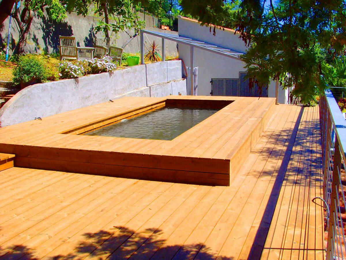 Les questions r ponses les plus courantes sur les piscines for Liner piscine sur mesure pas cher