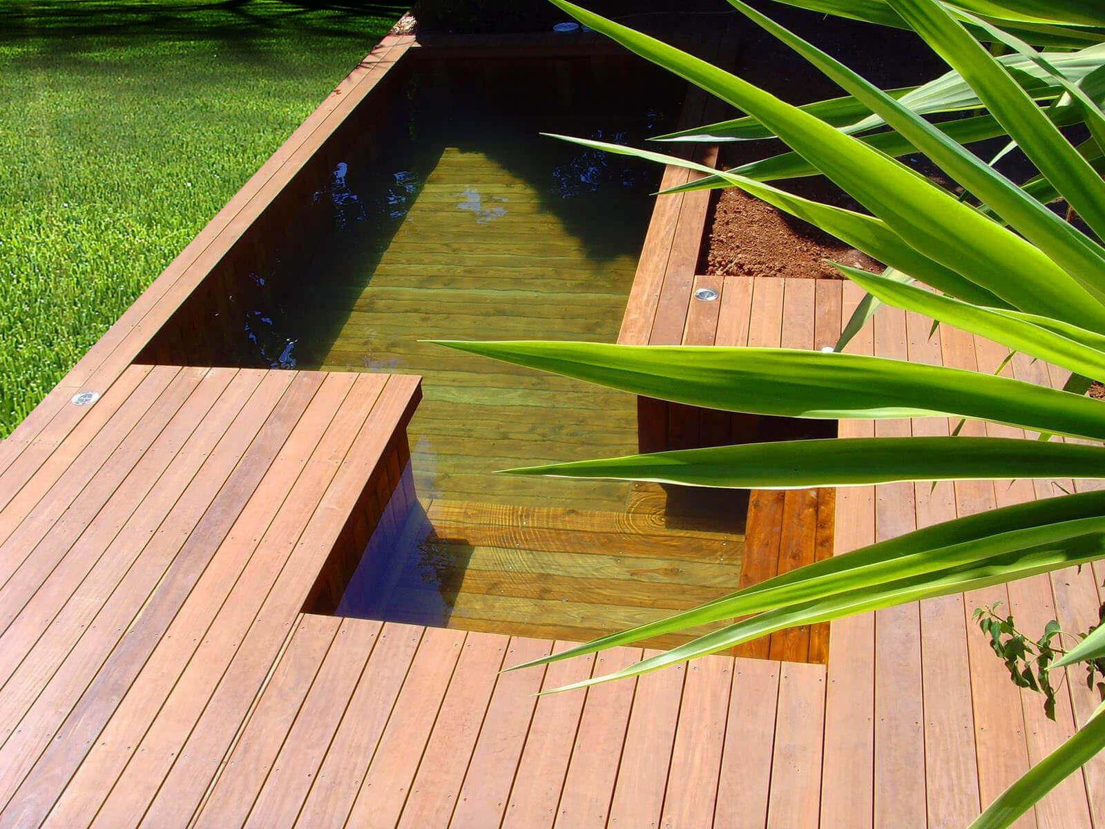piscine bois toulon