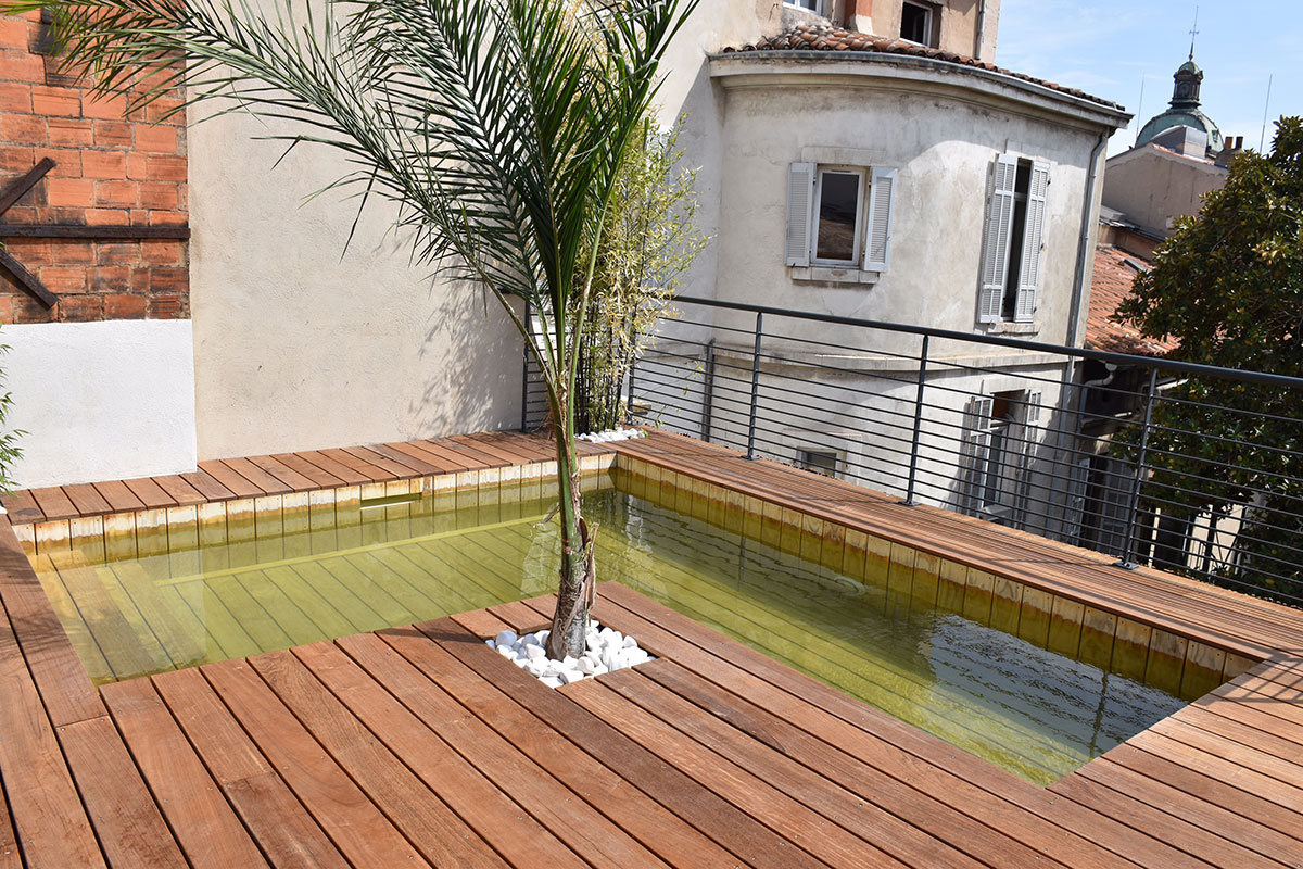 Fabricant de piscines hors sol 100 bois et sur mesure for Piscine sevylor hors sol