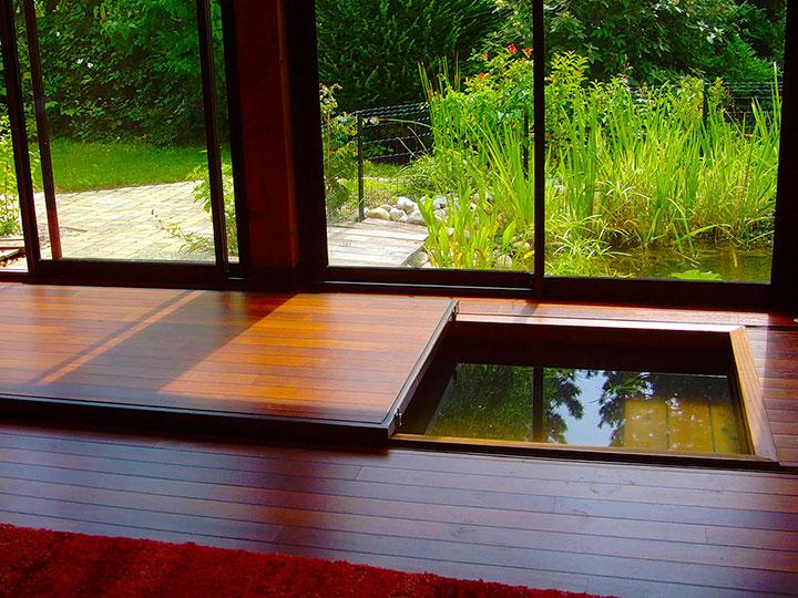 Piscine pour petit espace meilleures images d 39 inspiration pour votre design de maison - Piscine pour petit espace ...
