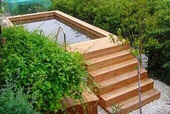 fabricant de piscines hors sol 100 bois et sur mesure dans le var paca. Black Bedroom Furniture Sets. Home Design Ideas