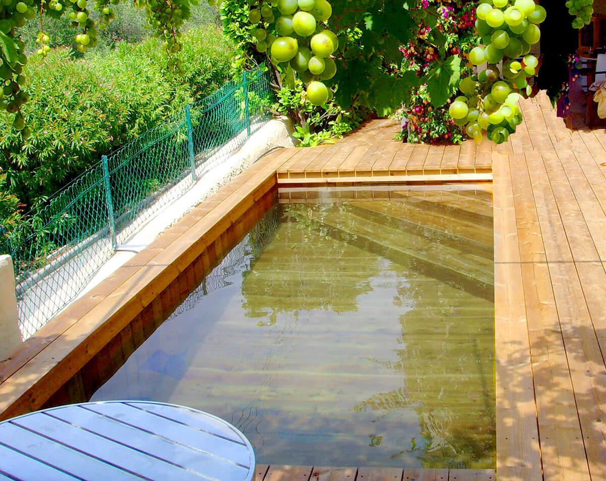 Fabricant de piscines en bois marseille 13000 et ses - Piscine en ville ...
