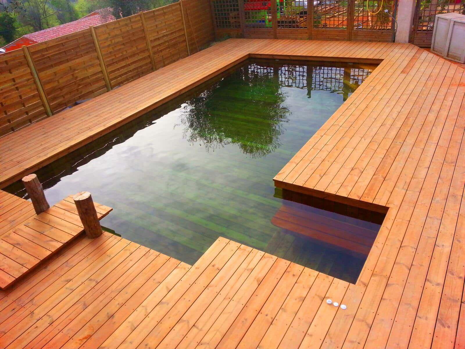 fabricant piscine et jacuzzi spa sur mesure 100 bois toulon var. Black Bedroom Furniture Sets. Home Design Ideas